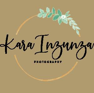 Kara Inzunza Photography Logo Utah Family and Newborn Photographer